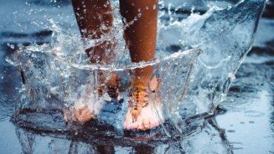 Photo of Британцы были в шоке от русских детей, обливающихся холодной водой в минус 25 градусов