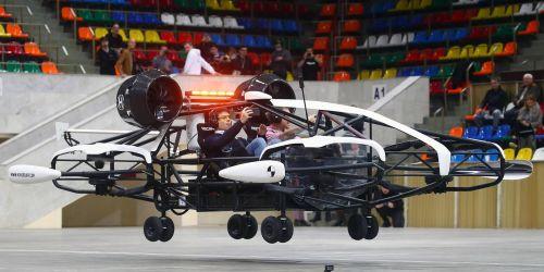 Photo of Через несколько лет в России может появиться летающее беспилотное такси
