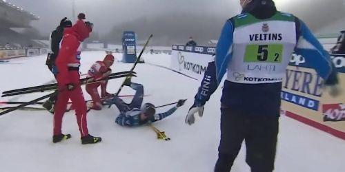 Photo of Финский лыжник решил не подавать заявление на Большунова