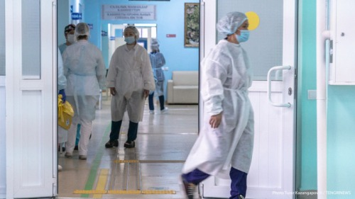 Photo of Казахстан входит в «красную» зону по коронавирусу