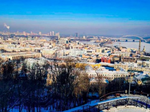 Photo of Киев в воскресенье установил очередной температурный рекорд