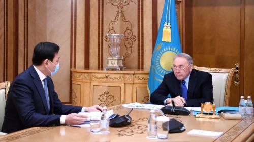 Photo of Кульгинов рассказал Назарбаеву о планах строительства в столице