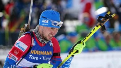 Photo of Логинов выиграл индивидуальную гонку на этапе Кубка мира по биатлону