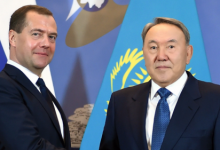Photo of Медведев поздравил Назарбаева