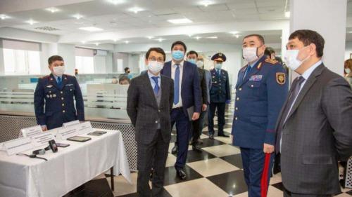 Photo of МВД презентовало цифровые проекты в сфере безопасности
