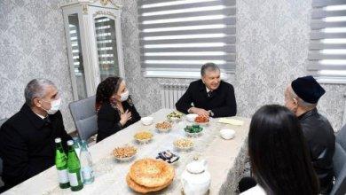 Photo of Президент побывал в гостях у новосёлов в новом многоквартирном доме в Бухаре