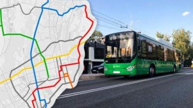Photo of Проект еще четырех линий BRT показали в Алматы