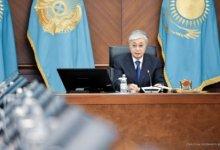 Photo of Токаев открыл расширенное заседание правительства