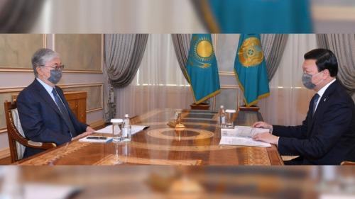 Photo of Токаев поручил Цою держать жесткий контроль