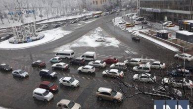 Photo of Утро пятницы: в Киеве осложнения движения транспорта