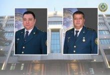 Photo of В ГУВД Ташкента произошли новые кадровые назначения