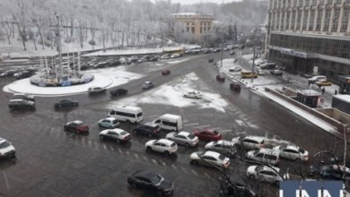 Photo of В Киеве утром заметны осложнения движения из-за пробок