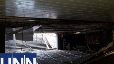 Photo of В переходе на Майдане обвалился потолок