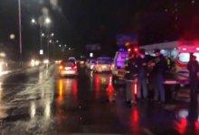 Photo of В Ташкенте при столкновении Damas и «ВАЗ-2115» погибли два человека