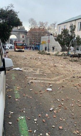 Photo of Взрыв в Мадриде: первые детали касательно пострадавши и разрушениях