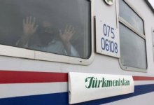 Photo of Этнические казахи прибыли спецпоездом из Туркменистана в Казахстан