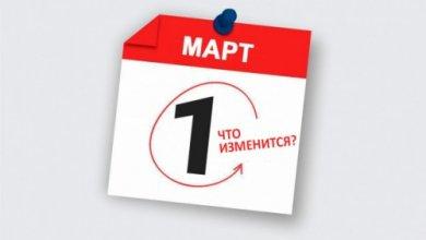 Photo of Какие изменения ждут узбекистанцев с 1 марта