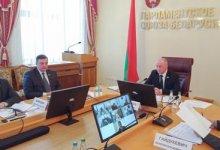 Photo of Россия и Белоруссия обсудили сотрудничество в сфере безопасности в рамках Союзного государства
