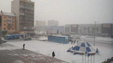 Photo of Сильные морозы ожидаются в Карагандинской области
