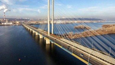 Photo of Утром в Киеве «стоят» все мосты