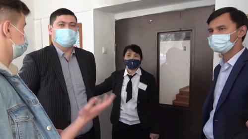 Photo of Блогеров отказались пускать в ведомство Бекшина после скандала