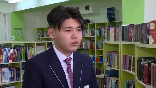 Photo of Школьник из Талдыкоргана получил грант на обучение в Гарварде