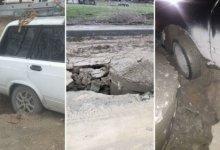 Photo of «Субординацию держите»: утопающие в грязи жители Уштобе пожаловались на акима