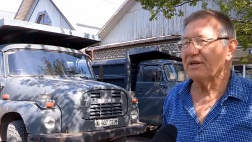 Photo of В Шымкенте нашлась 50-летняя Tatra в идеальном состоянии и на ходу