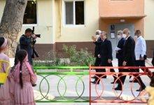 Photo of «Нужно сделать каждую махаллю такой же красивой» — президент встретился с учтепинцами
