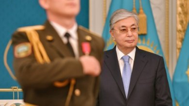 Photo of Токаев присвоил генеральские звания военным, полицейским и сотрудникам КНБ