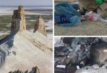 Photo of Урочище Бозжыра превращается в мусорную свалку