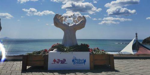 Photo of Во Всероссийском детском центре «Океан» открыли памятник «Детям войны»