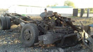 Photo of Два человека погибли в результате взрыва газовоза на АЗС в Самарканде
