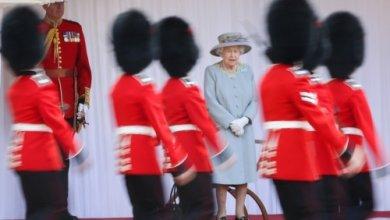 Photo of Елизавета II отметила официальный день рождения с парадом