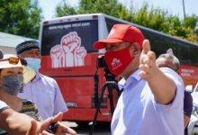 Photo of Красный автобус: депутаты готовят обращение к Президенту из-за качества воды в селах