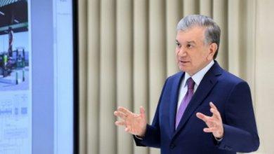 Photo of Мирзиёев ознакомился с презентацией проектов в сфере коммунального обслуживания и здравоохранения