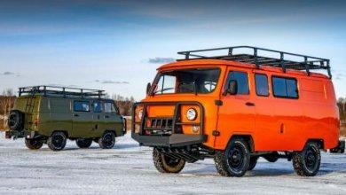 Photo of УАЗ показал изображение новой «буханки»
