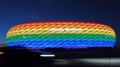 Photo of УЕФА запретил радужную подсветку арены в Мюнхене перед матчем Евро