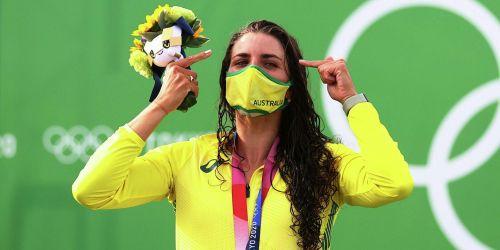 Photo of Австралийка выиграла золото на Олимпиаде благодаря презервативу