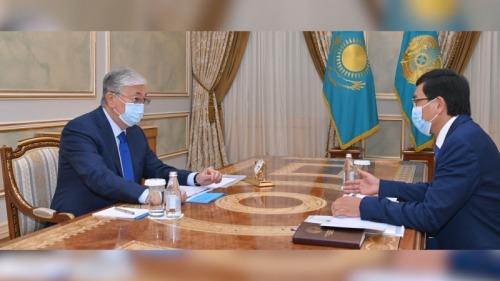 Photo of Глава МОН доложил Токаеву о закрытии недобросовестных вузов