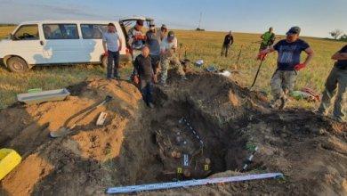 Photo of Останки четверых солдат времен ВОВ нашли казахстанцы в Молдове