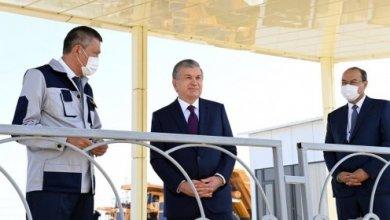 Photo of Президент посетил новое месторождение в Алмалыке