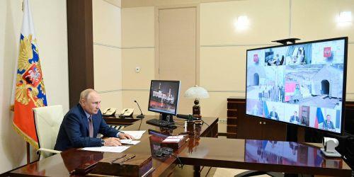 Photo of Путин открыл движение по второму Байкальскому тоннелю