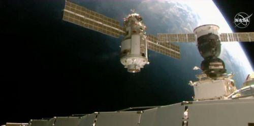 Photo of Российский модуль «Наука» успешно пристыковался к МКС