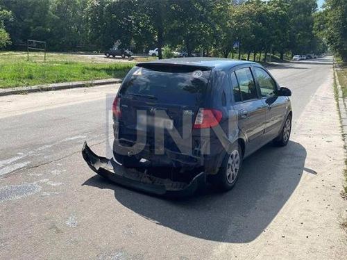 Photo of «Выпил только бутылку пива»: в Киеве нетрезвый мужчина протаранил авто возле проспекта Шухевича