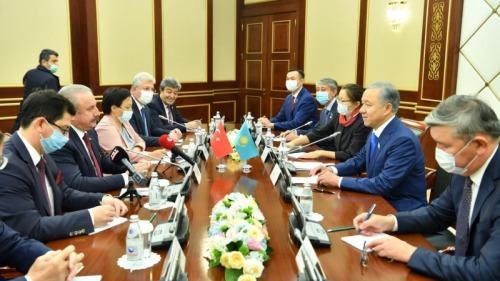 Photo of Казахстан является особым государством для нас — спикер турецкого парламента