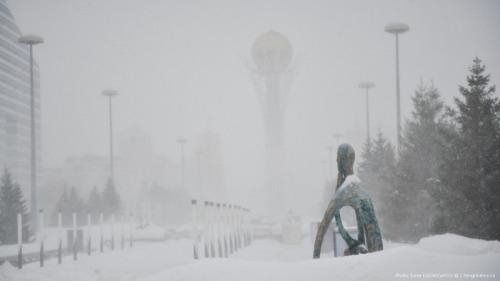 Photo of Когда ждать снега в Нур-Султане