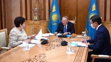 Photo of Назарбаев принял главу НИШ Шамшидинову