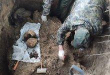 Photo of Поисковики ищут родных погибшего в годы ВОВ казахстанского танкиста