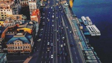 Photo of Понедельник в Киеве начался с пробок: где «тянучка»